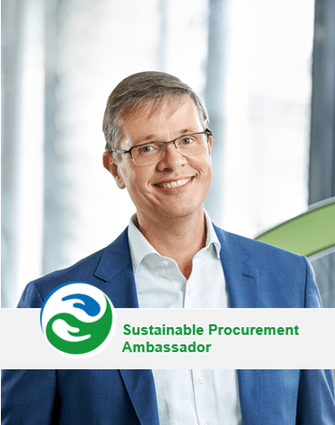 Thomas Udesen Sustainable Procurement Pledge
