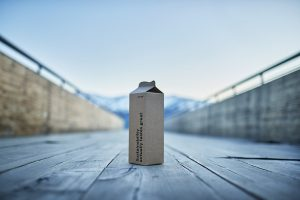 Sustainable Brown Carton