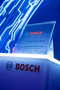 Bosch Supplier Award