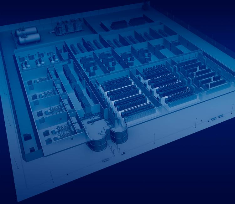 Eaton Data Centre Image
