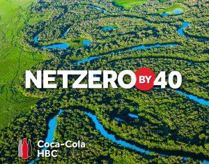 Coca Cola HBC Net Zero 2040